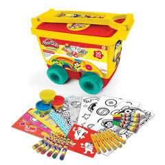 Chariot créatif Play-Doh