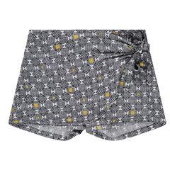 Junior - Jupe culotte imprimée all-over