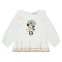 Tunique à volants et print Disney Minnie