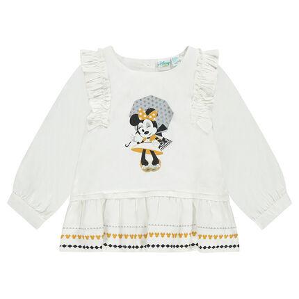 Tunique à volants et print Disney Minnie