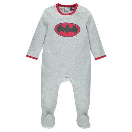 Dors-bien en molleton avec logo BATMAN