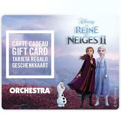 Offrez la carte cadeau Orchestra et faites plaisir à coup sûr duoGarcons