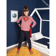 Pyjama pour garçon Superman à cape amovible , ORCHESTRA