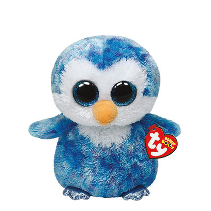 Peluche small 1er age Ice Cube le Pingouin