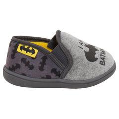 Chaussons bas élastiqués avec prints ©Warner Batman