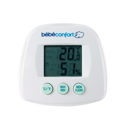 Thermom tre hygrom tre 2 en 1 orchestra fr - Thermometre hygrometre bebe ...