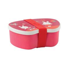 Lunchbox en bamboo - Rose