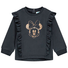 Sweat en molleton Minnie Disney pour bébé fille , Orchestra