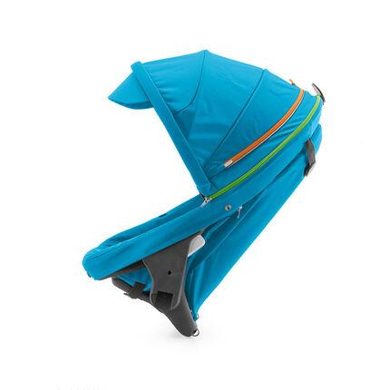 Siège supplémentaire Crusi + adaptateurs - Urban bleu