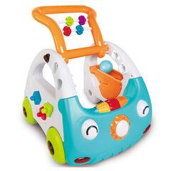 Trotteur d'activités 3 en 1 - Mini Car