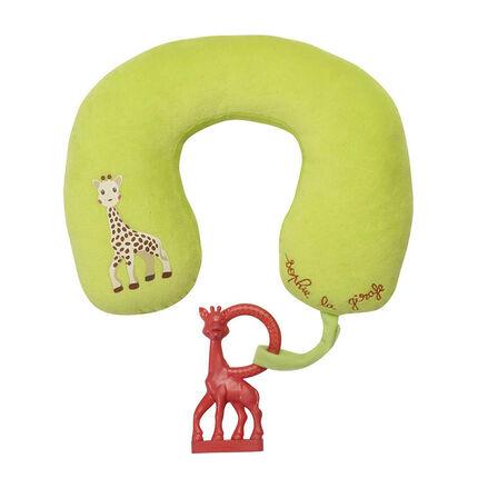 Set cale-tête et anneau de dentition Sophie la Girafe