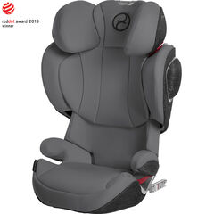 Siège-auto isofix Solution Z-Fix Groupe 2/3 - Manhattan grey