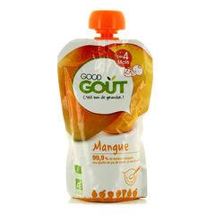 Compote mangue bio - 120g