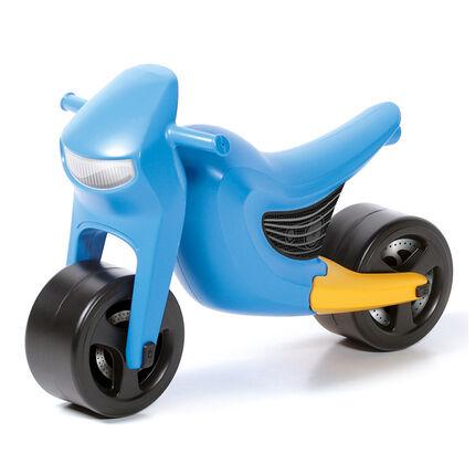 Porteur Speedy moto - Bleu