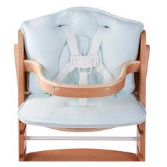 Coussin réducteur de chaise évolutive - Jersey mint blue