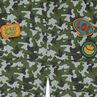 Pantalon en jogging en molleton army ©Smiley