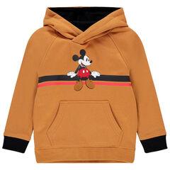 Sweat en molleton à capuche motif Mickey Disney pour enfant garçon , Orchestra