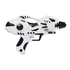 Pistolet à eau futuriste