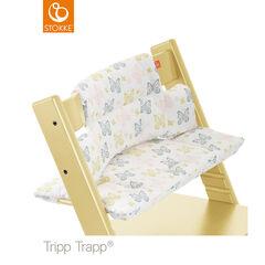 Coussin pour chaise haute Tripp Trapp – Papillon Pastel