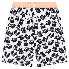 Short de bain avec motif ©Warner Batman all-over
