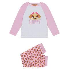 Pyjama en jersey avec patch Stella - Pat Patrouille: Nickelodeon™