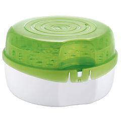 Stérilisateur micro-ondes - Vert/Blanc