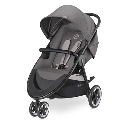 Poussette Agis M-Air3 - Manhattan Grey