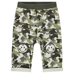 Pantalon en molleton army ©Smiley