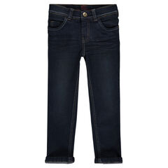 Jeans slim effet used