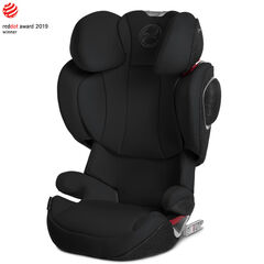 Siège-auto isofix Solution Z-Fix Groupe 2/3 - Stardust black