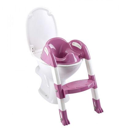 Réducteur de toilettes Kiddyloo - Rose