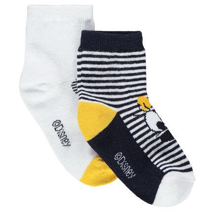 Lot de 2 paires de chaussettes Minnie ©Disney assorties