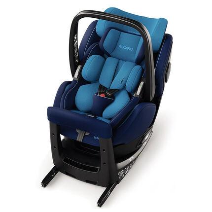 Siège-auto Zero 1 Elite i-Size groupe 0/1 - Xenon Blue