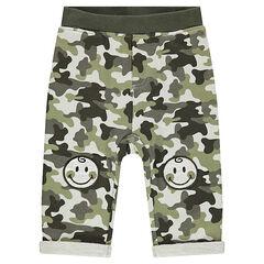 Pantalon en molleton army ©Smiley