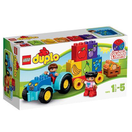 Jouet 2eme age Lego 10615 Duplo Premier tracteur