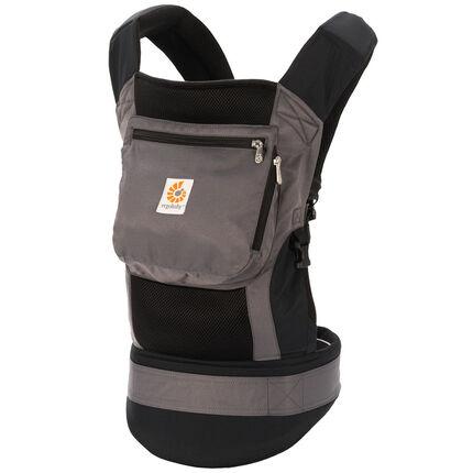 Porte-bébé Performance - Charcoal Black