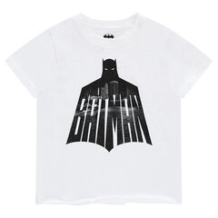 Junior - Tee-shirt manches courtes en jersey avec print ©Warner Batman