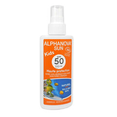 Spray solaire Kids Alphanova Sun Bio - SPF50
