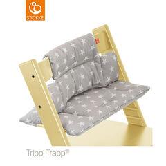 Coussin pour chaise haute Tripp Trapp – Grey Star