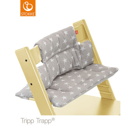 Coussin pour chaise haute Tripp Trapp – Grey Star