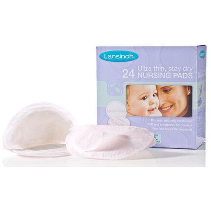 Coussinets d'allaitement jetables - 24 pièces