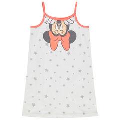 Nuisette en coton bio print Minnie Disney et étoiles
