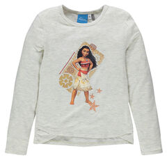 Tee-shirt manches longues Disney Vaiana