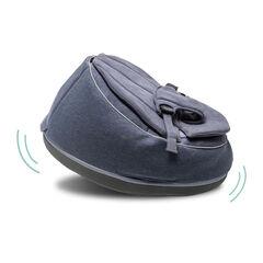 Transat évolutif Doomoo Seat'n'Swing avec balancelle incluse - Bleu