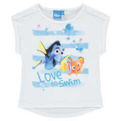 Tee-shirt manches courtes Disney Dory
