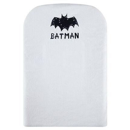 Housse de matelas à langer en éponge Superman BATMAN