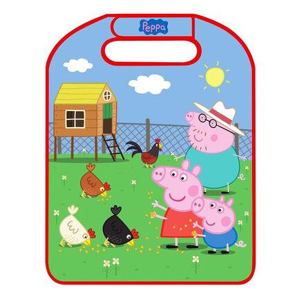 Protège siège Peppa Pig