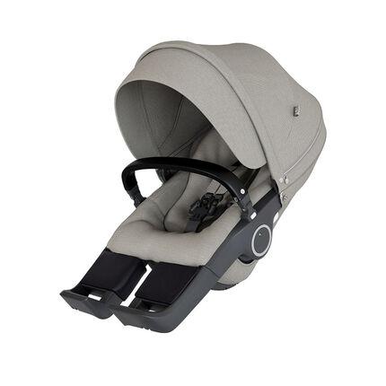 Siège de poussette Xplory V6 – Brushed Grey