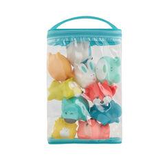 Set de 10 jouets de bain Splash Montagne