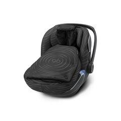Chancelière siège-auto Idan Plus - Lux Black